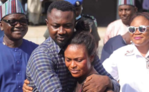 Channels TV reporter reconciles