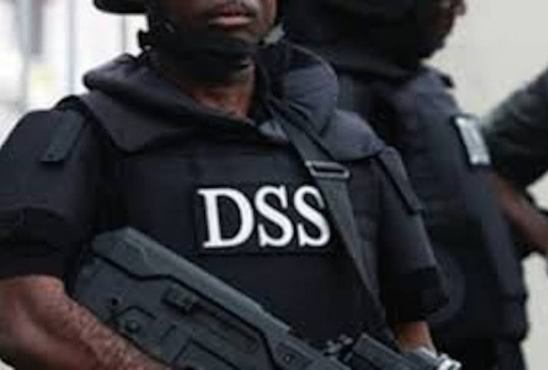 DSS and soldiers