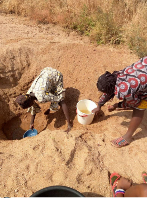 """No drinking water, no clinic"" - Young woman laments over lack of basic amenities in her village in Adamawa state"