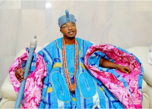 The Oluwo of Iwo, Oba Abdulrosheed Akanbi